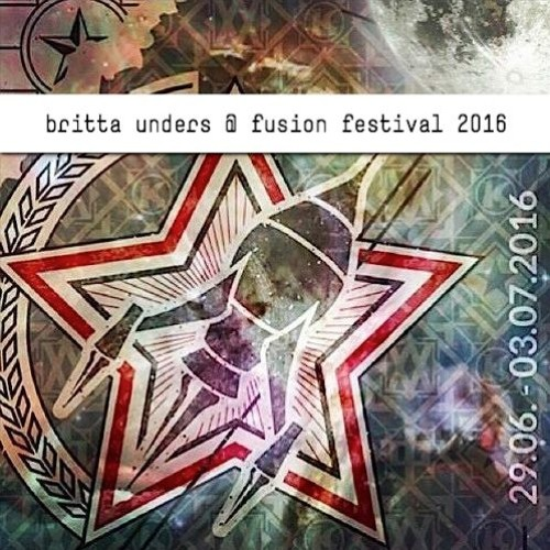 britta unders @ bachstelzen | fusion festival 2016 |