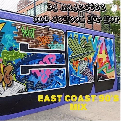 OLD SCHOOL HIP HOP MIX - EAST COAST 90'S MIX by DJ Majestee