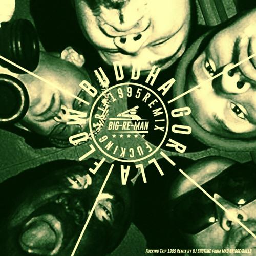 BIG-RE-MAN/BUDDHA GORILLA FLOW(Fucking Trip 1995 Remix)