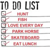 Luke Bryan To Do List
