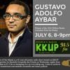 Gustavo Adolfo Aybar on KKUP