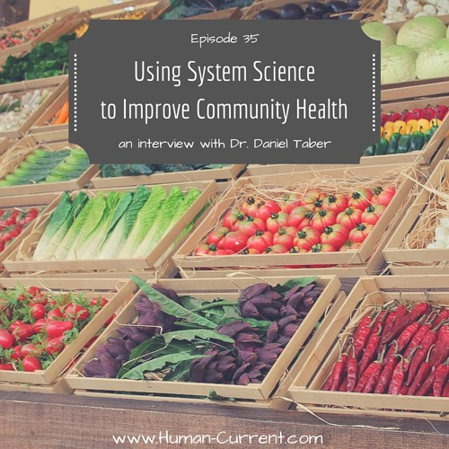 035 - Using System Science to Improve Community Health