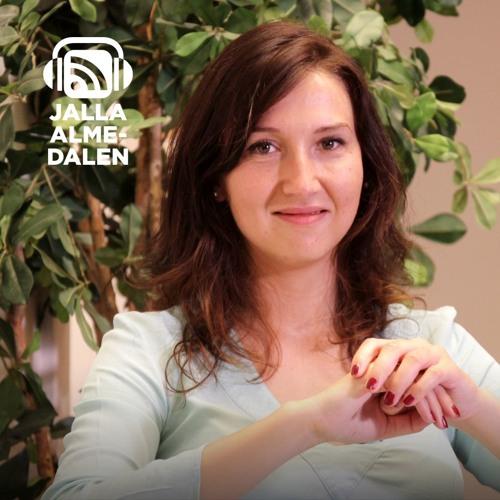 Jalla Almedalen 2016 Intervju med Aida Hadzialic, Sveriges gymnasie- och kunskapslyftsminister