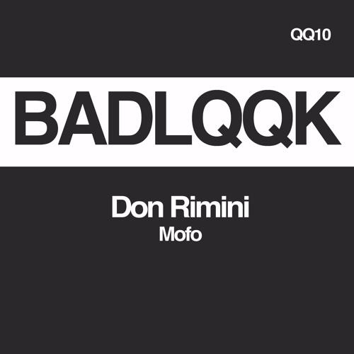 Don Rimini - Mofo (Original Mix) - [Earmilk Premiere]