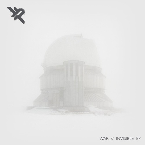 BNKR002 - War - Invisible EP (MethLab Recordings)