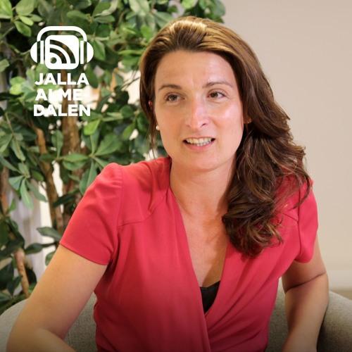 Jalla Almedalen 2016 Intervju med Soledad Grafeuille, ansvarig för snabbspår för nyanlända