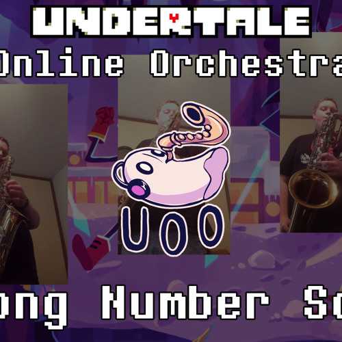 Wrong Number Song - Undertale Online Orchestra [ Member