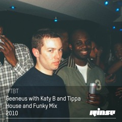 Geeneus, Katy B & Tippa - House & Funky Set, 2010
