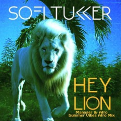 Sofi Tucker - Hey Lion (Manager & Afro - Summer Vibes Afro Mix)