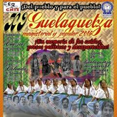 Guelaguetza 2016 Promo 01
