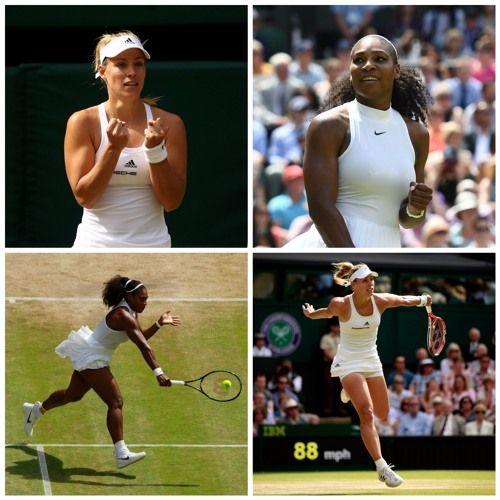 2016 Wimbledon Final Preview: Serena vs. Angie (Again!)