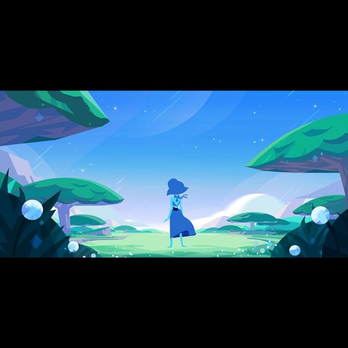 Steven Universe - Lapis' Flight
