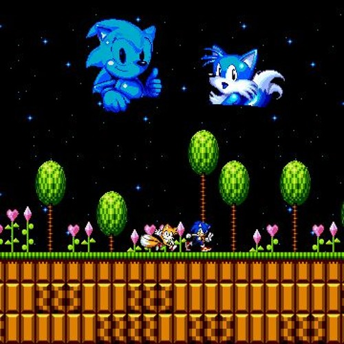 Sonic The Hedgehog 2 Game Gear Good Ending Sega Megadrive Genesis Remix By Sonicplayer On Soundcloud Hear The World S Sounds