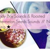 【ASMR 】Candy Box Sounds & Roasted Watermelon Seeds Sounds ∥ No Talking ★