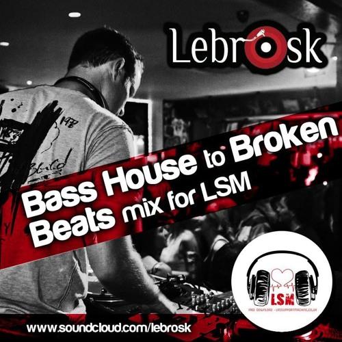 Lebrosk - Bass House To Broken Beats Mix For LSM (Summer 2016)
