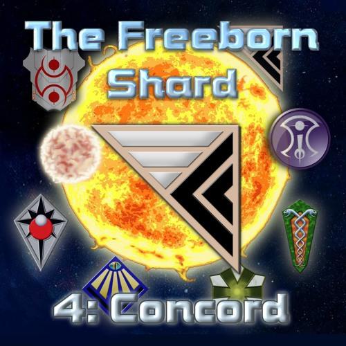 Freeborn Shard 4 - The PanHuman Concord