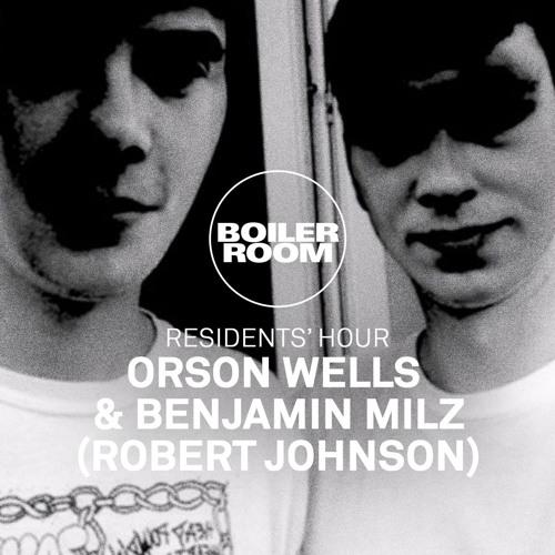 Residents' Hour: Orson Wells & Benjamin Milz (Robert Johnson)