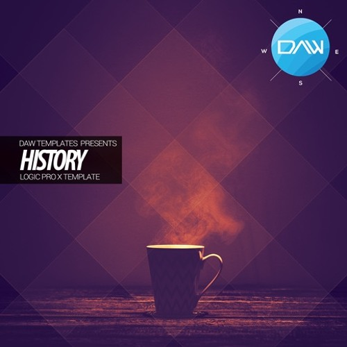 History Logic Pro X Template