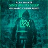 Alan Walker - Sing Me To Sleep (Galwaro x B3nte Remix) [FREE DOWNLOAD]