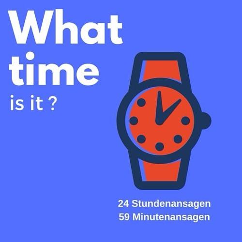 Uhr BEispiel  für Sendeautomation