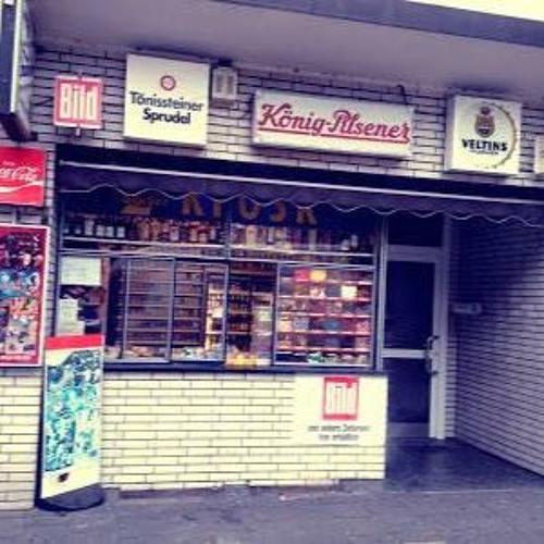 #008 - Stefan Yürke - Kiosk Mix