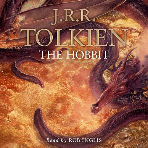 The Hobbit by J.R.R. Tolkien, Read by Rob Inglis by HarperAudio ... The Children Of Hurin Art