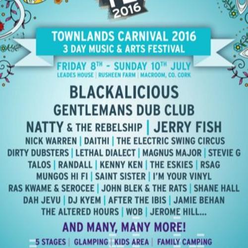 Weekly Playlist: Killarney Folkfest v Townlands Carnival