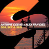 Antoine Delvig X Alex Van Diel - Sea, Sex & Sun.