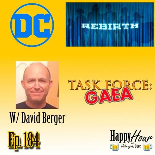 Episode 184 - DC Rebirth