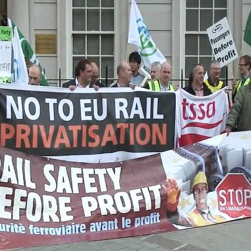 WW7-5-16 UK RMT And Brexit  India and 34 Strike