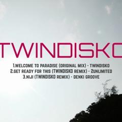 電気グルーヴ - Niji (TwinDisko Remix) (Free DL)