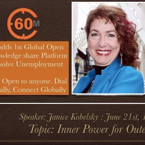 Janice Kobelsky : 60 Minute 2 Impact : INNER POWER 4 OUTER STRENGTH