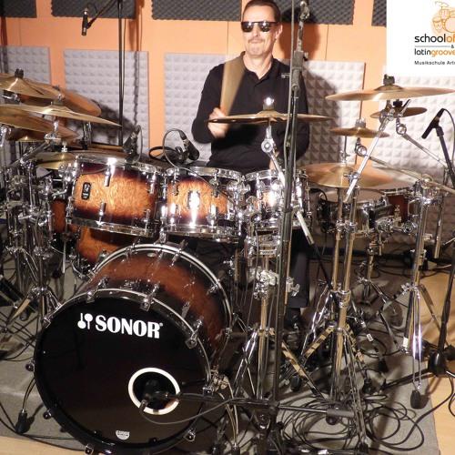 Artur Hanselmann Drum Recording