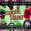 Heathens (from Suicide Squad: The Album) - (Piano Cover)