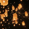 Down By The Shoreline Tonight - Loy Krathong