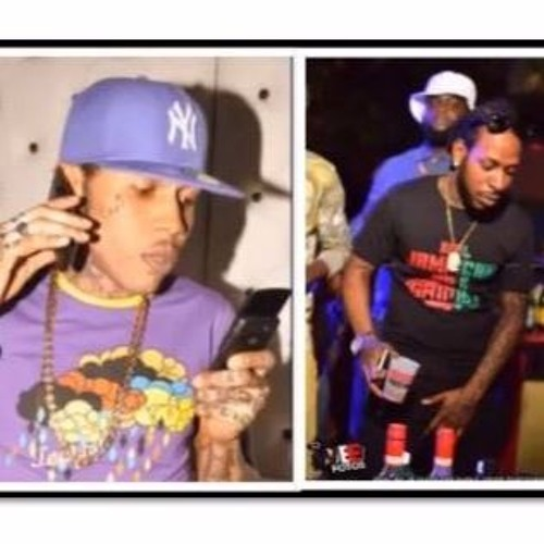 Vybz Kartel Ft Don Andre Whine Yuh Waist Suh July 2016 by