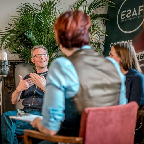 Questioning Creativity (ESAF x SANDBOX) - Journey vs destination; creative headspace