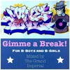 Gimme a Break!  - B-BOY BREAK MIX - DJ Mane One