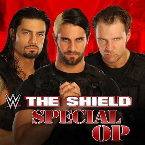 WWE: Special Op (The Shield)+AE(Arena Effect)