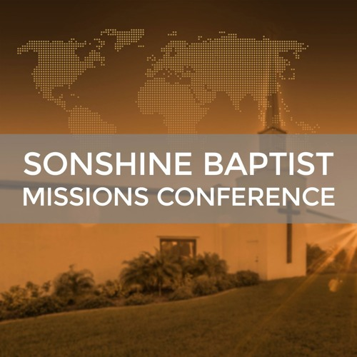 Missions Conference - Jim Waters (3-17-16)