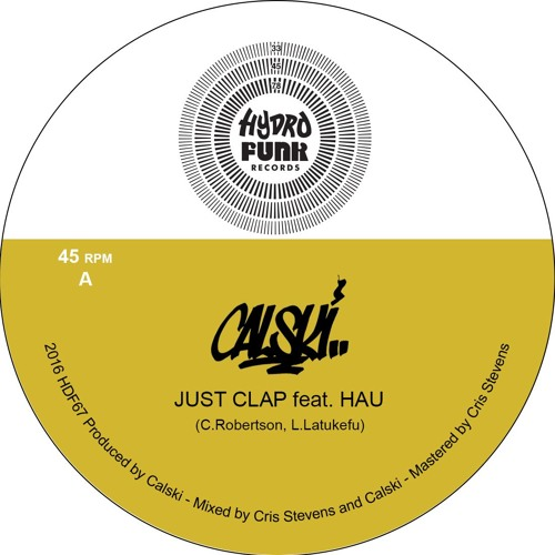 2. Calski - Just Clap Ft. Hau