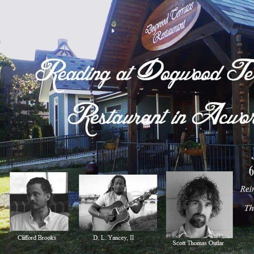 Dogwood Terrace Restaurant - July 10, 2016 (Hosted by The University of Reinhardt MFA Program)