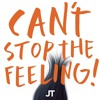 Justin Timberlake - Can't stop the feeling (Jade Reed Dark Edit) - CLIP