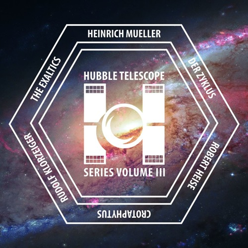 Heinrich Mueller & The Exaltics pres. Project STS-31 - Spiralgalaxie