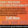 How To Recover Deleted Mail From Gmail Spam?