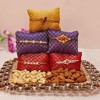 Beautiful and Trendy Choices for 5 Rakhi Sets is Available at Rakhibazaar.com!