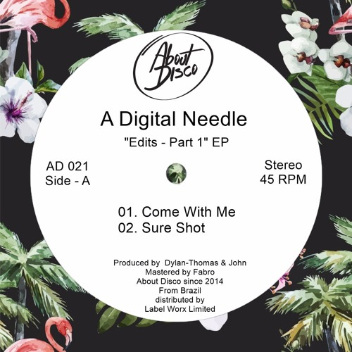 A Digital Needle - Come With Me