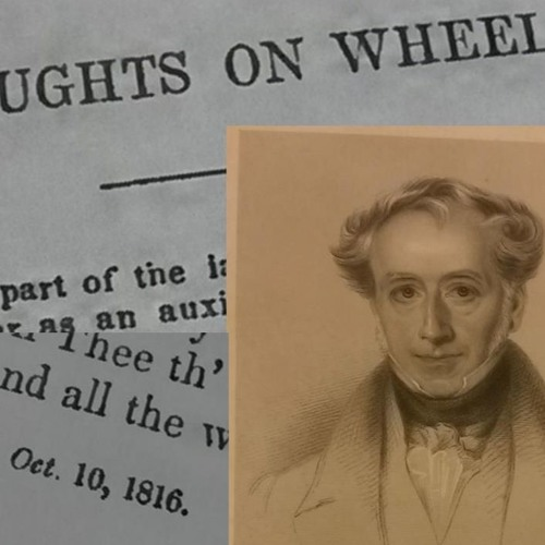'Thoughts on Wheels': James Montgomery's Poetry of 1816