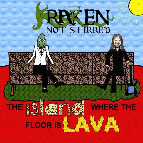 The Island Where The Floor Is Lava
