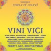 COLOUR OF SOUND - VINI VICI - Universal Tribe Records Stage [Tech/ Prog/ Psy] JULY 2016
